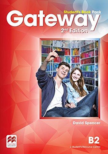 Gateway. Student's Book - Pacote com Workbook. B2
