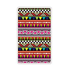 Generic For Kindle Fire Pad Hard Phone Case For Man Design With Aztec Tribal Pattern Choose Design 1