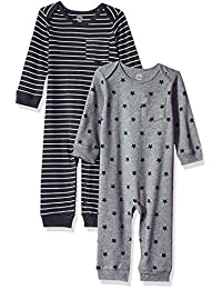 Amazon Essentials Baby 2-Pack Coverall