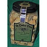 La Dolce Vita Classic Italian Biscotti NET WT 40 OZ (1.14 Kg) by La Dolce Vita [Foods] by Dolce Vita