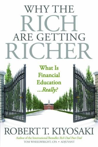Why the Rich Are Getting Richer cover