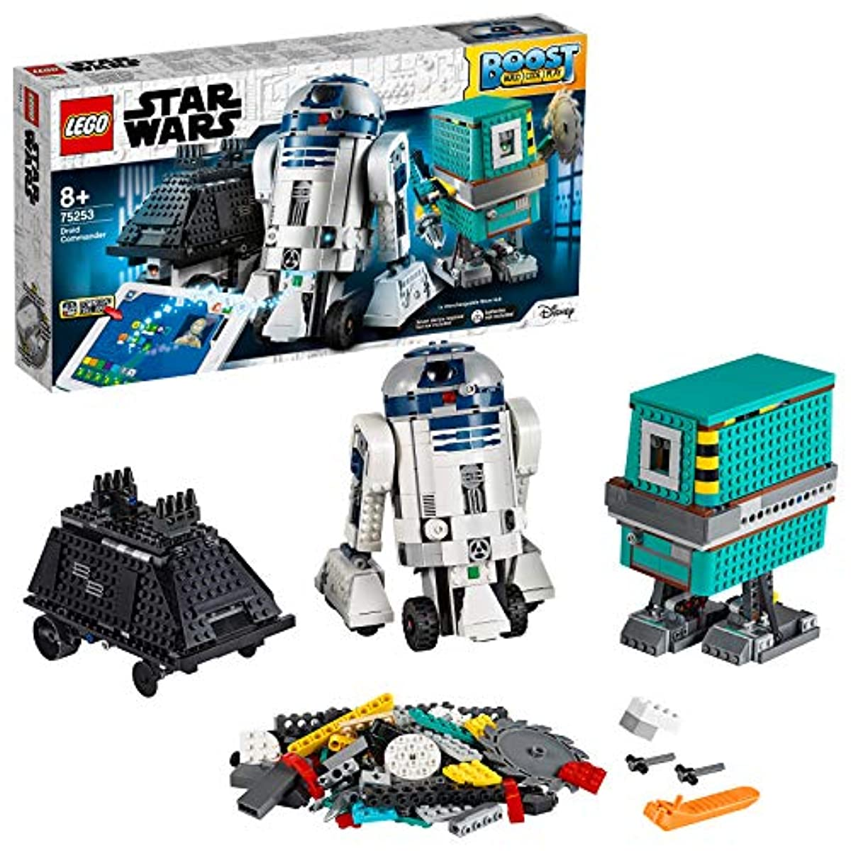 [해외] 레고(LEGO) 스타워즈 드 그린 닌자(로이드)팽이다 75253