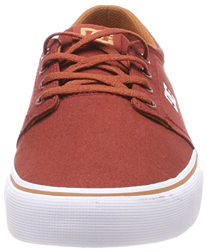 Uomo Rosso Shoes DC TX Bur Sneaker Trase Burgundy xCnddZW