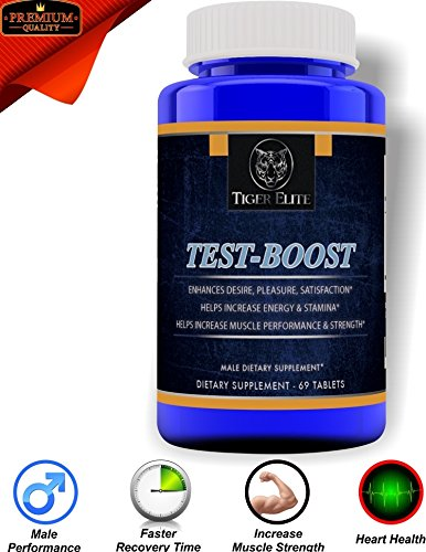 Тестостерон Booster для Менделе- * 69 графа * Увеличение низкий уровень тестостерона. ОПЫТ лучшего секса ... и больше энергии и Мышечная сила
