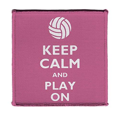 Volleyball Applique - 7
