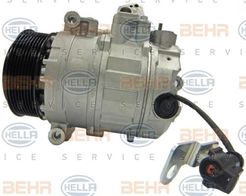 aire acondicionado BEHR HELLA SERVICE 8FK 351 125-761  Compresor