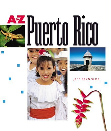 Puerto Rico (A to Z (Children's Press)) pdf epub