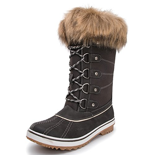 Winter Women's Boots Waterproof Kingshow 1712grey Globalwin qYR6HwT