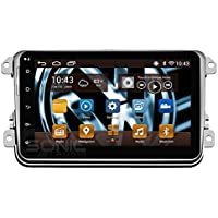 Sonic Audio vPad - 8.8 Multimedia/Navigation Tablet-Style Android Head Unit for VW/Volkswagen - 8.8 Capacitive Touch-Screen GPS/SD/Wi-Fi/Internet/Bluetooth/Radio