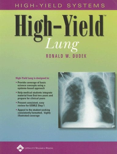 High-Yield™ Lung (High-Yield Systems Series) -