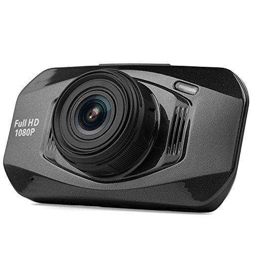 in car video camera systems sani 39 s review telico c23 2 7 inch lcd fhd 1080p 170 dash cam. Black Bedroom Furniture Sets. Home Design Ideas