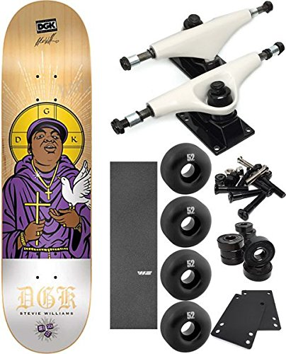 DGK Skateboards Saints 7.9