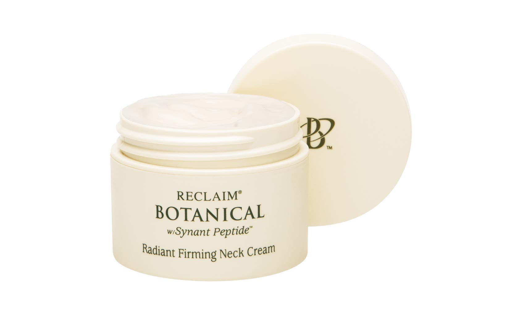 Principal Secret - Reclaim Botanical - Radiant Firming Neck Cream - 90 Day Supply/1 Ounce