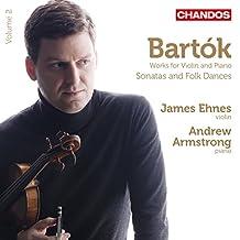 Works for Violin & Piano Sonatas & Folk Dances