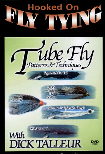 Dolby Digital Ntsc Tv - Hooked on Fly Tying - Tube Fly Patterns & Techniques