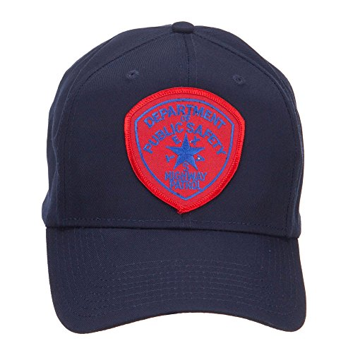 State Highway Patrol - e4Hats.com Texas State Highway Patrol Patched Cap - Navy OSFM