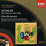 Mahler: Das Lied Von Der Erde - Ludwig, Wunderlich, Klemperer