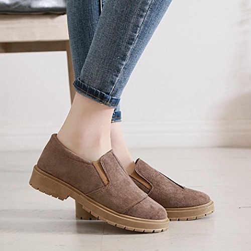 Femme Bottes Boho Chic Casual SANFAHION Chaussures Bottines xt1qw17