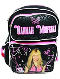 "Hannah Montana Medium Backpack 14"""