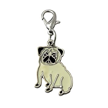 rosennie Dog Tag Pet ID esmalte accesorios cuello collar ...