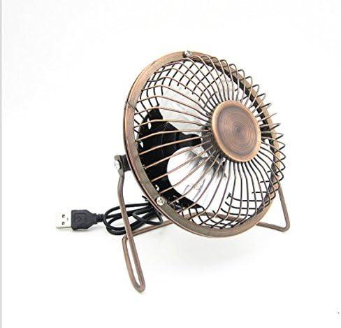 Fan Fan Ventilador Portátil De 4 Pulgadas USB Ventilador Pequeño ...