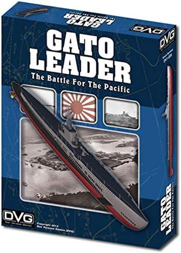 DVG: Dan Verssen Games Gato Leader