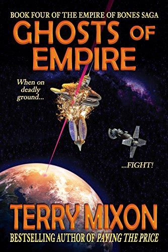 Ghosts of Empire (Book 4 of The Empire of Bones Saga)