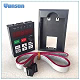Laliva Tool - Hotsale 1pcs Control Panel+1pcs 1.5m Extender Wire/prolong Cable for HY HuanYang Variable Frequency Drive Vfd Inverter