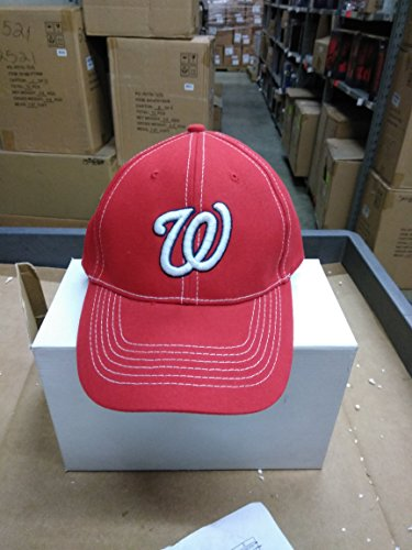 Hat Washington Nationals Red Baseball Cap Smithfield Washington Nationals ()