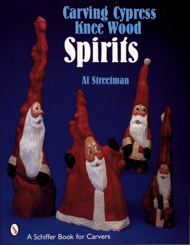 Carving Cypress Knee Woodspirits (Schiffer Book for Carvers) pdf epub