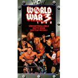 NWA WCW 1997 VHS WORLD WAR 3