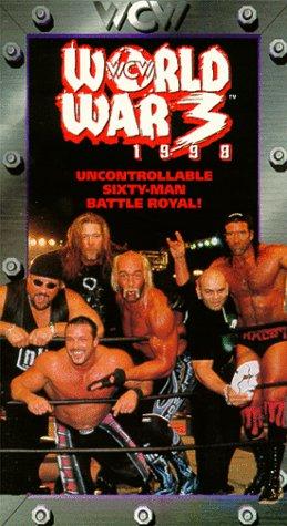 Amazon com: WCW World War 3 [VHS]: WCW: Movies & TV