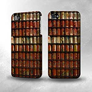 iphone covers Apple Iphone 5 5s Case - The Best 3D Full Wrap iPhone Case - Cola Can Collection