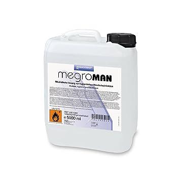 Megroman Handedesinfektion 5 Liter Amazon De Drogerie Korperpflege