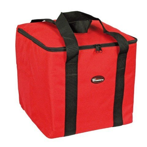 Winco BGDV-22 Pizza Delivery Bag, 22-Inch by 22-Inch by -