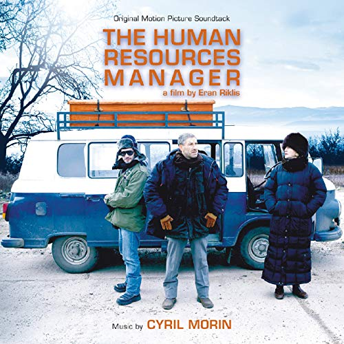 (Digital Booklet: The Human Resources Manager (Original Motion Picture Soundtrack))