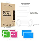 (4-Pack) 2 Front+2 Back Covers Screen Protectors