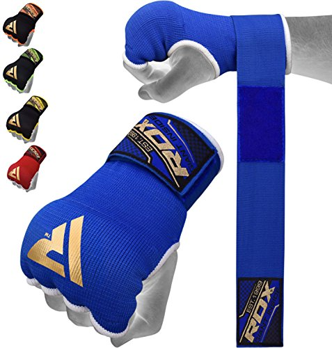 Speed Wraps (RDX Training Boxing Inner Gloves Hand Wraps MMA Fist Protector Bandages Mitts)