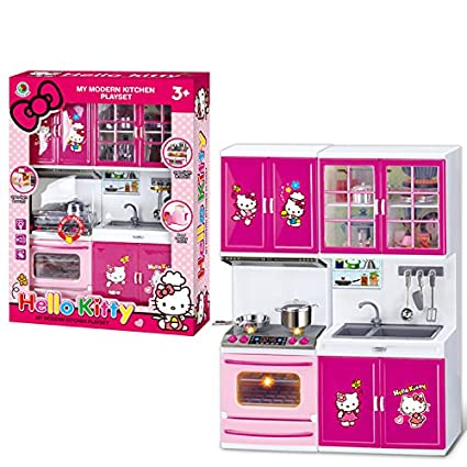 Buy Fun Toys India Little Chef Kids Kitchen Play Set For Kids