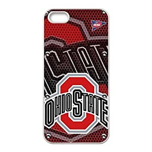 Happy Ohio State Cell Phone Case for Iphone 5s