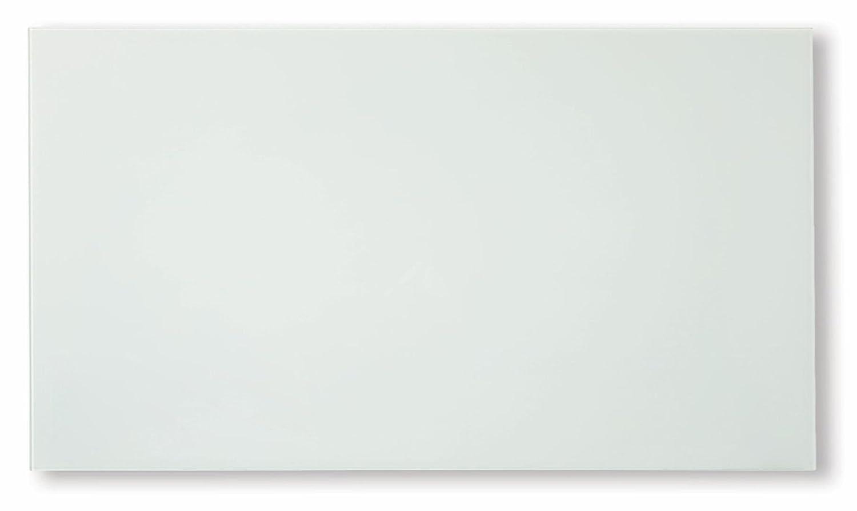 Bianco Pennarello Incluso 1260 X 711 mm 1905177 Nobo Diamond Lavagna Magnetica in Vetro Magneti e Kit di Montaggio