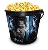 Marvel Comics: Venom 2018 Movie Theater Exclusive 170 oz Plastic Popcorn Tub