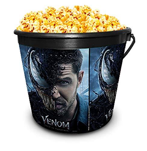 2018 Movie Theater Exclusive 170 oz Plastic Popcorn Tub ()