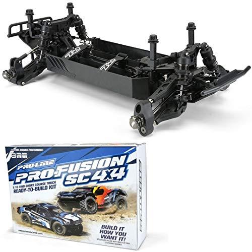 Pro-line Racing PRO-Fusion SC 4x4 1/10 4WD SC Truck RTB Kit, PRO400600