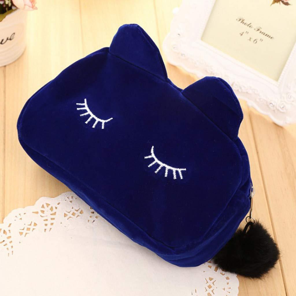 Willow S - Bolso para cosméticos y Maquillaje, diseño de Gato ...