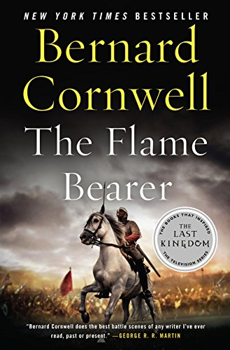 Book cover from The Flame Bearer (Saxon Tales) by Bernard Cornwell