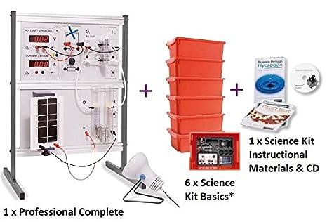 Heliocentris 927, Dr. Fuel Cell Professional Classroom Bundle ...