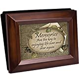 Cottage Garden Memories Woodgrain Photo Album