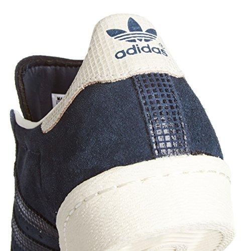 Adidas Superstar 80's Mujer Zapatillas Azul Azul
