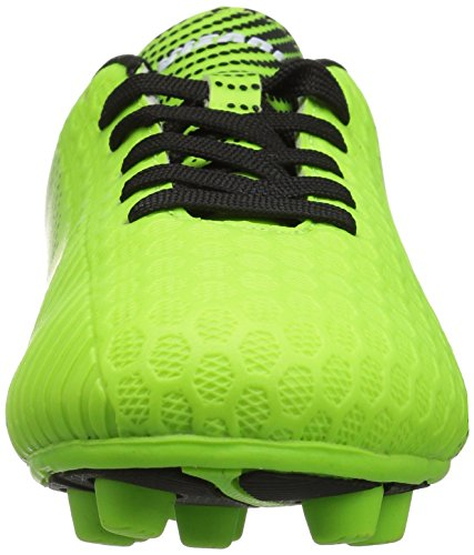 Vizari Unisex Stealth FG Green/Black Size 2 Soccer Shoe M US Little Kid by Vizari (Image #4)